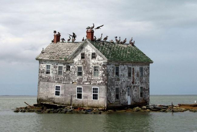 Голландский остров, штат Мэриленд, США.