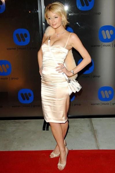Телезвезда Пэрис Хилтон (33)  2006 год.
