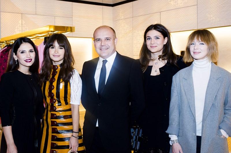 Фира Чилиева, Мирослава Дума, Эдуард Фор, Катя Дарма и Вика Газинская