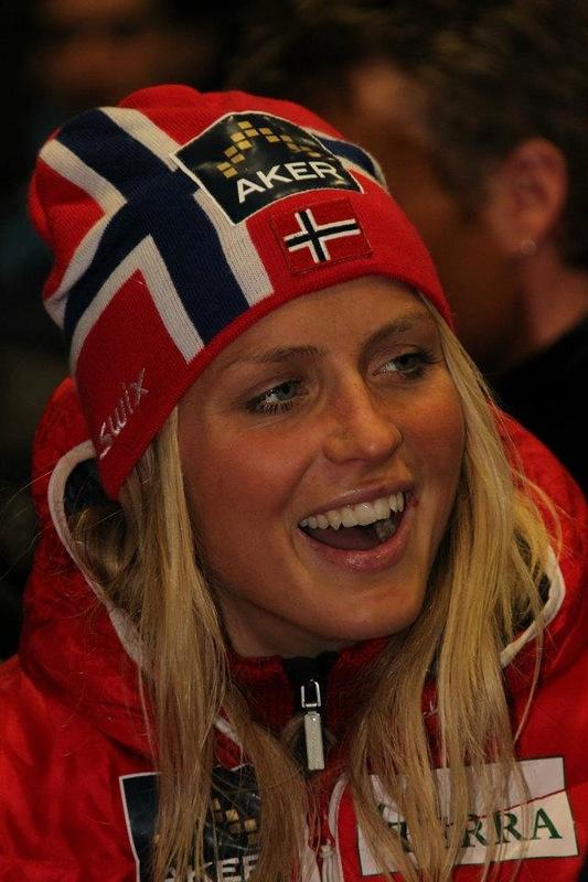 Лыжница Тереза Йохауг, 26