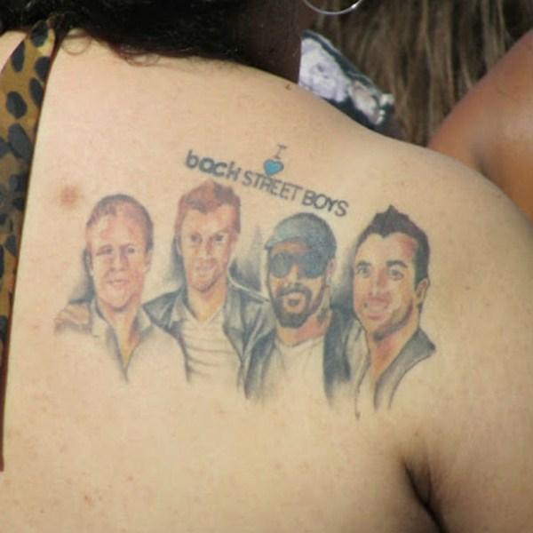 Группа Backstreet Boys