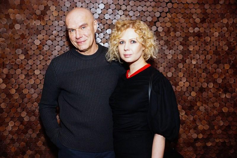 Сергей и Галина Мазаевы