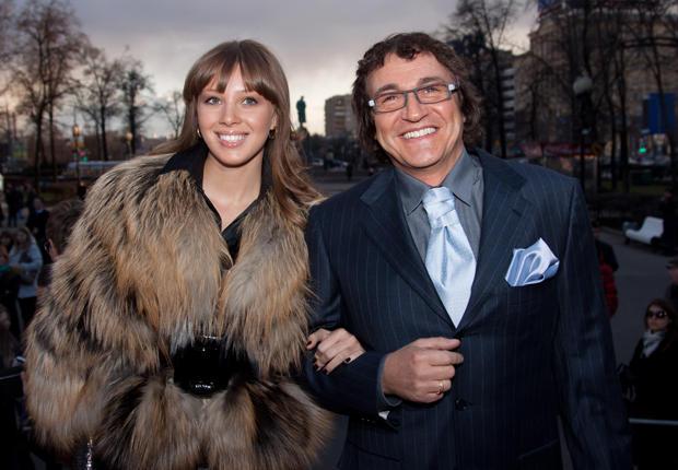 Полина (25) и Дмитрий (55) Дибровы
