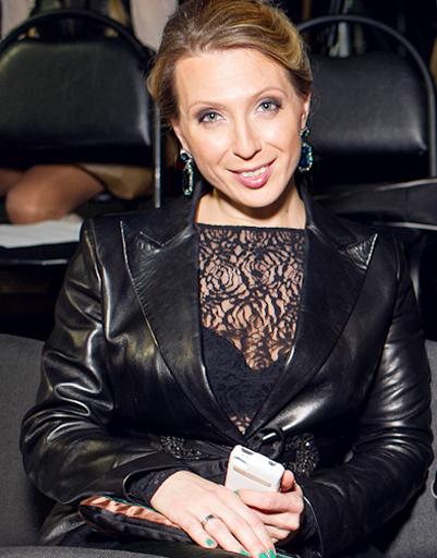 Телеведущая Яна Чурикова, 36