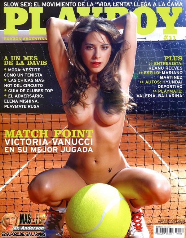 Теннисистка Виктория Вануччи (31)