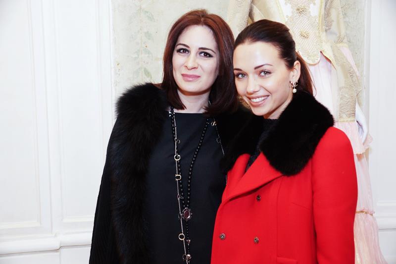 Диана Джанелли и Влада Покровская