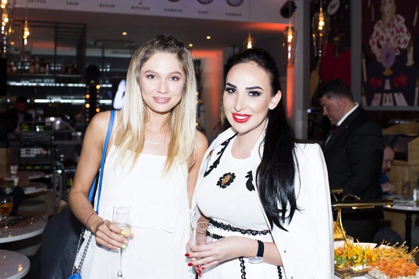 Наталья Рудова и Анастасия Задорина