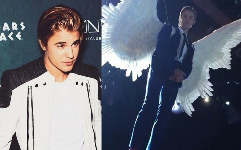 Джастин Бибер (21), прослушав песню Тимати (31) со словами «У тебя есть борода, я скажу тебе да» и оценив перспективы своих усов, решил стать ангелом.