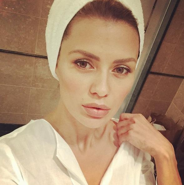 Виктория Боня (35) посвятила выходные красоте. Ведь нет предела совершенству.