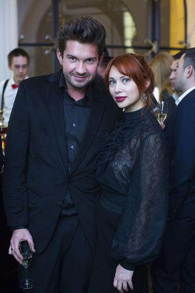 Станислав Щелков и Елизавета Шарикова