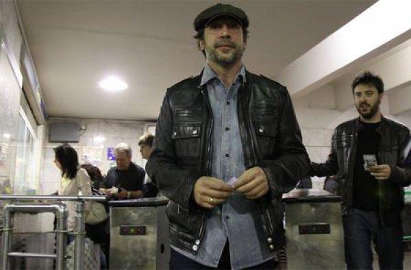 Актер Хавьер Бардем (45)
