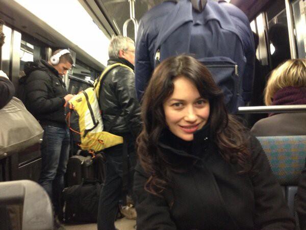 Актриса, модель Ольга Куриленко (35)