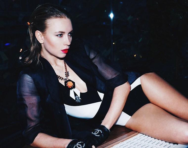 Синхронистка Анжелика Тиманина, 25
