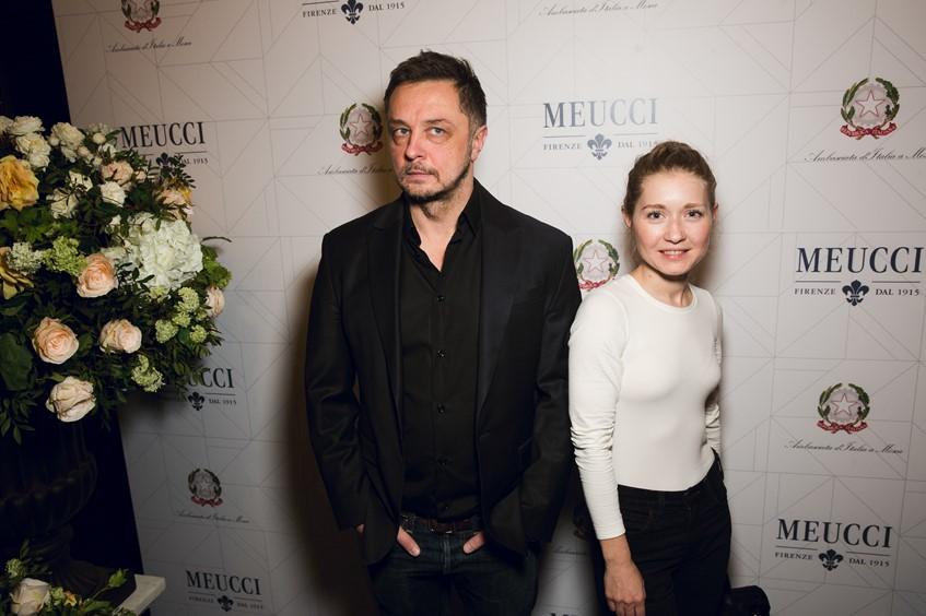 Слава Филиппов и Полина Сохранова