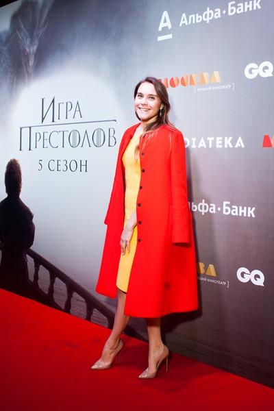 Дарья Тинбуш