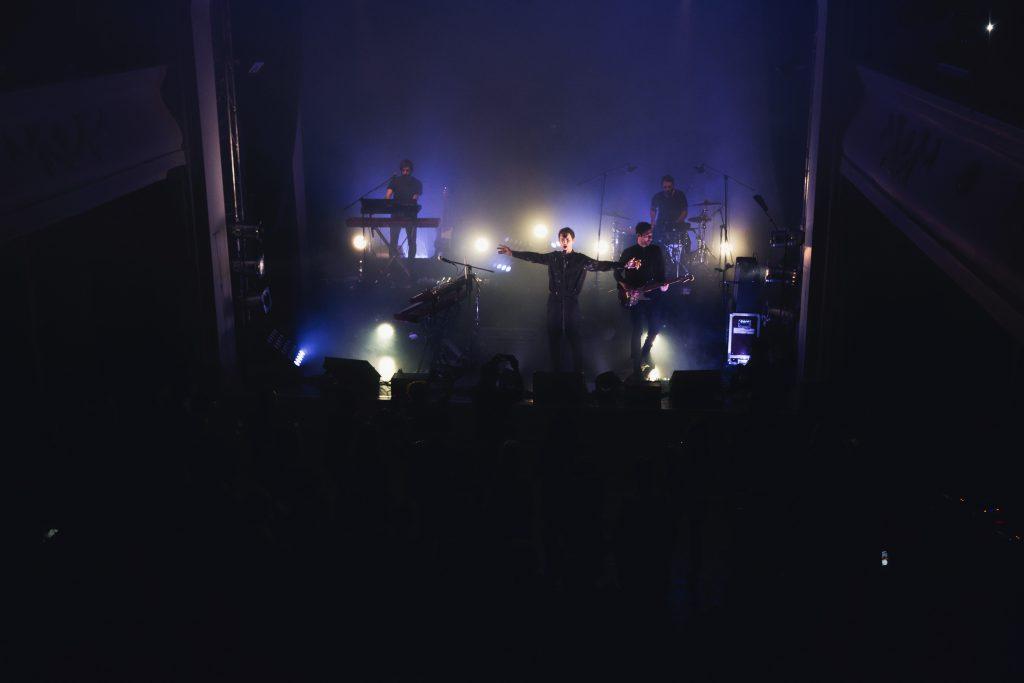 Выступление AaRON1