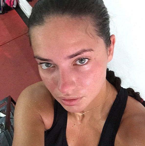 Модель Адриана Лима, 34