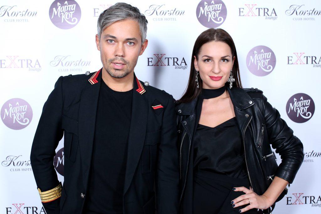 Александр Рогов и Катрин Костина