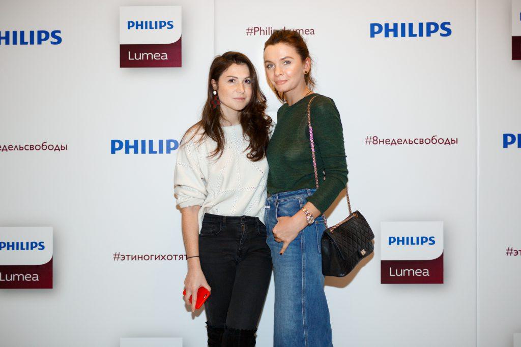 Лаура Джугелия и Наталья Павликова