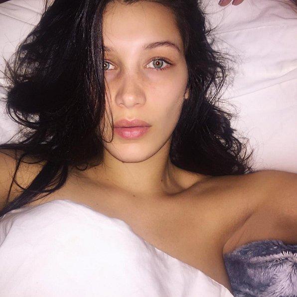 Модель Белла Хадид, 19