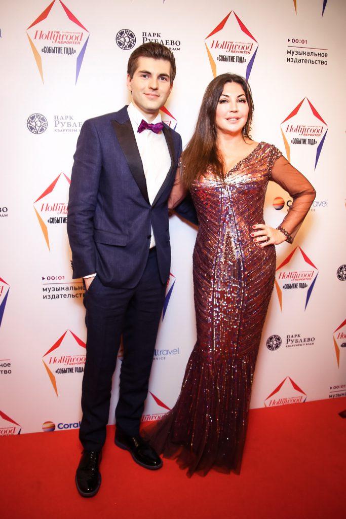 Дмитрий Борисов и Мария Лемешева