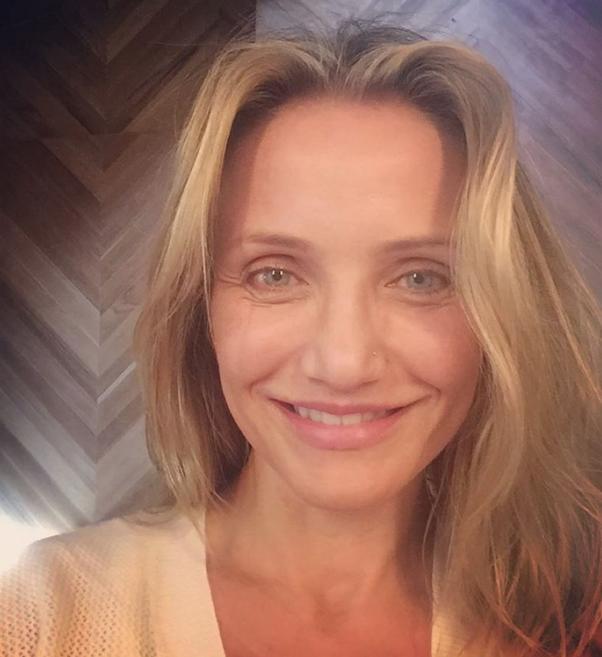 Актриса Камерон Диас, 43