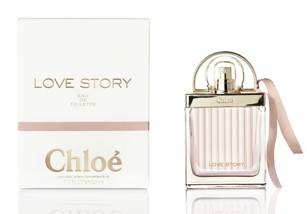 Туалетная вода Chloe Love Story Eau De Toilette 75 мл - 7210 р.