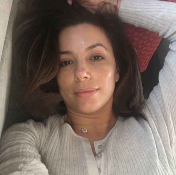 Актриса Ева Лонгория, 40