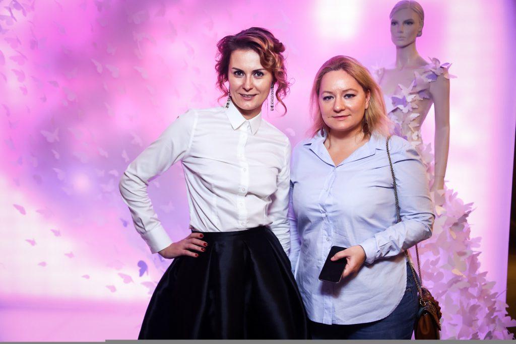 Елена Филипченкова и Татьяна Сабуренкова