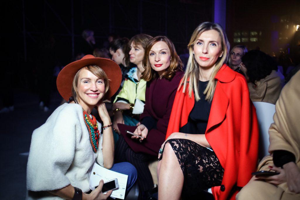 Светлана Родина, Евгения Васильева и Светлана Федорова