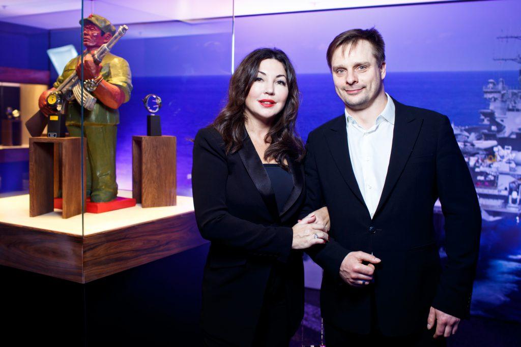 Мария Лемешева и Александр Носик