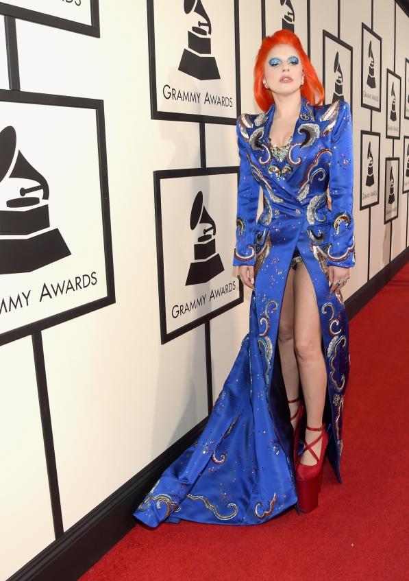 Леди Гага в Marc Jacobs