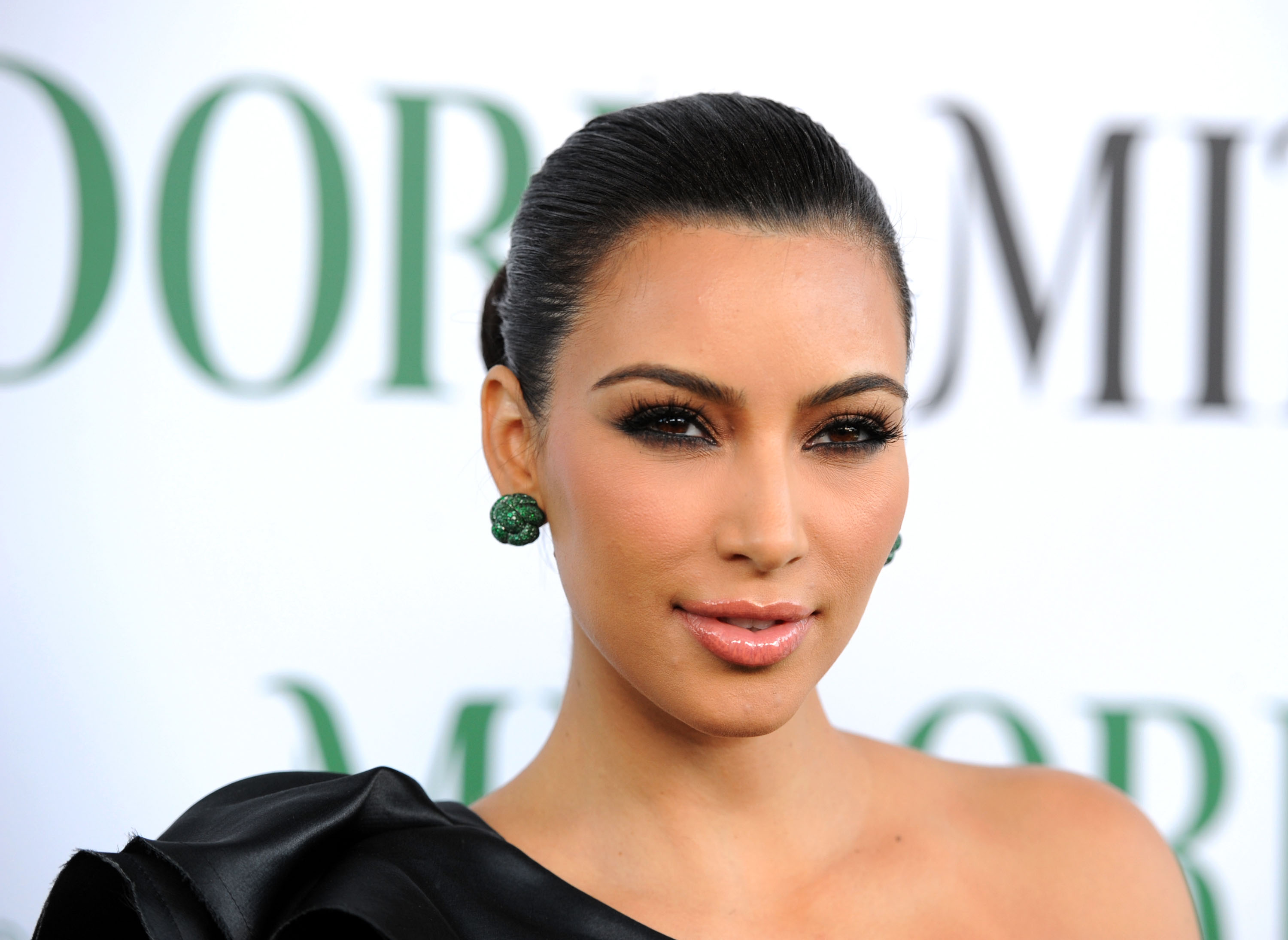 WEST HOLLYWOOD, CA - MAY 10: Television personality Kim Kardashian arrives at Kim Kardashian & Midori Melon Liqueur launches The Midori Trunk Shows at Trousdale on May 10, 2011 in West Hollywood, California. (Photo by Frazer Harrison/Getty Images)