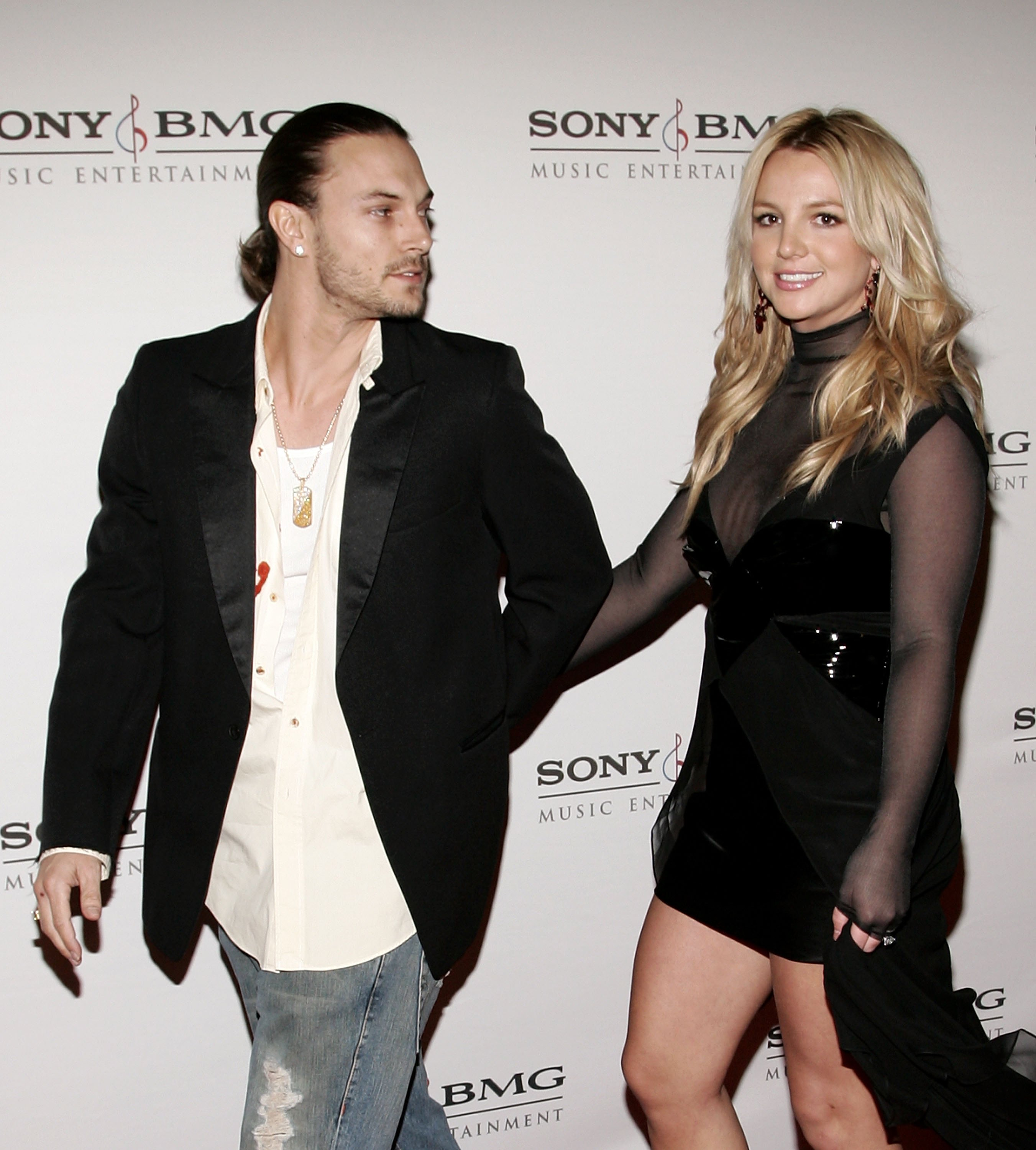 SONY BMG Grammy Party - Arrivals