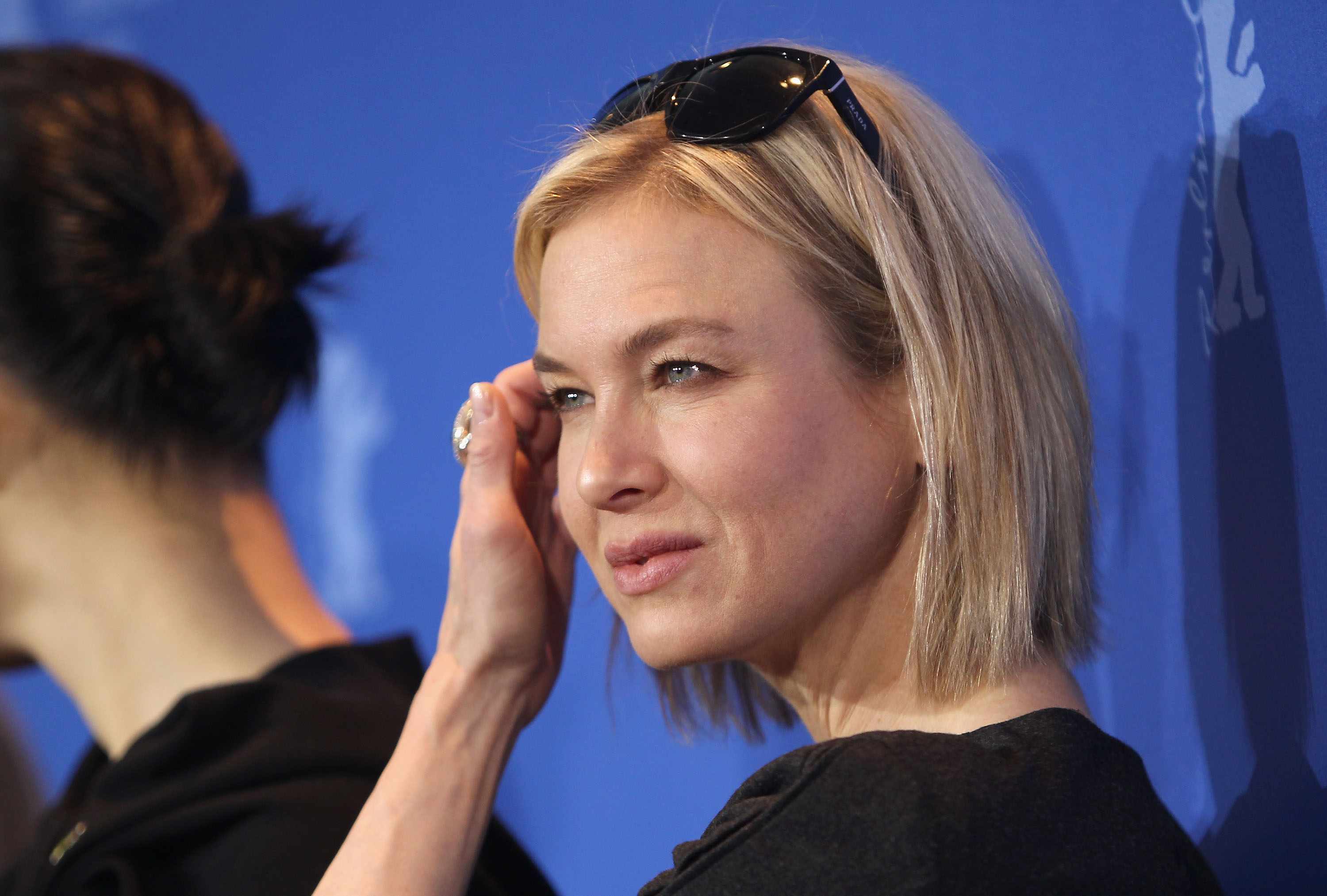 BERLIN - FEBRUARY 11: Jury Member actress Rene Zellweger attends the International Jury Photocall during day one of the 60th Berlin International Film Festival at the Grand Hyatt Hotel on February 11, 2010 in Berlin, Germany. (Photo by Sean Gallup/Getty Images)