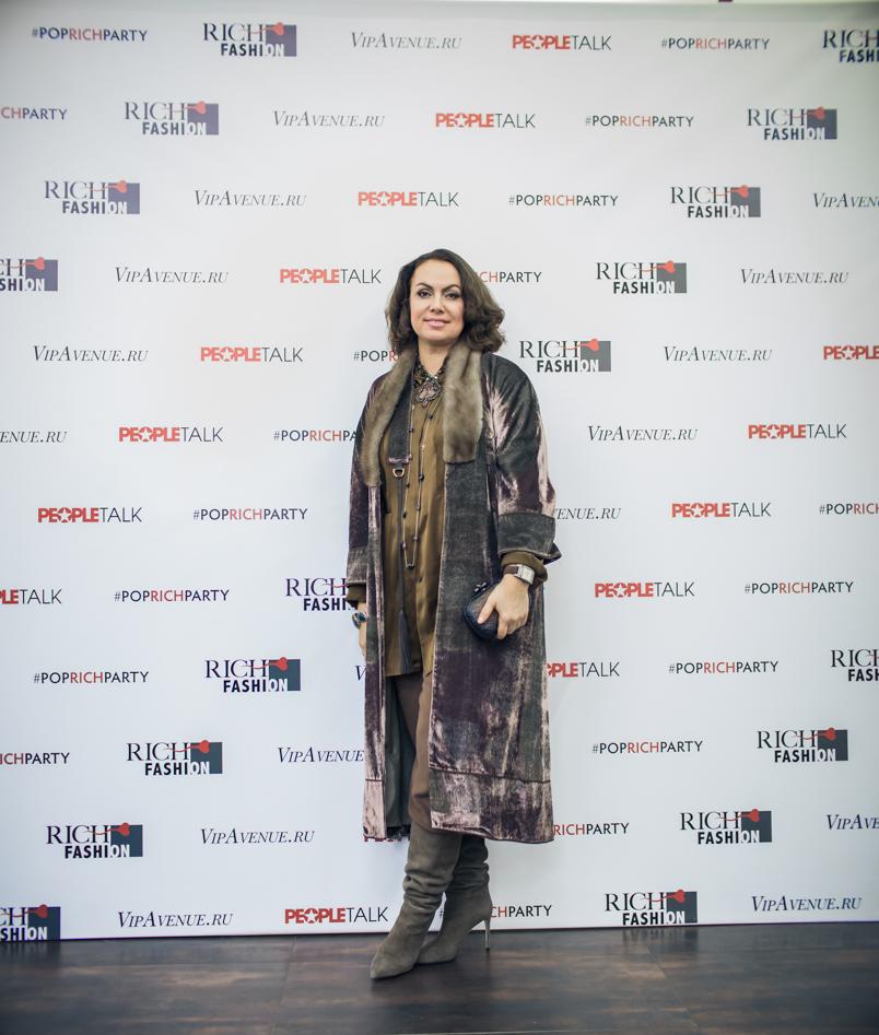 Лина Курбанова