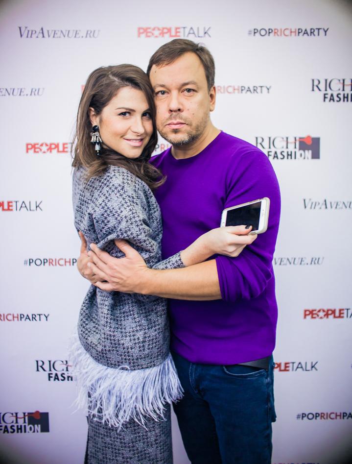 Лаура Джугелия и Игорь Чапурин