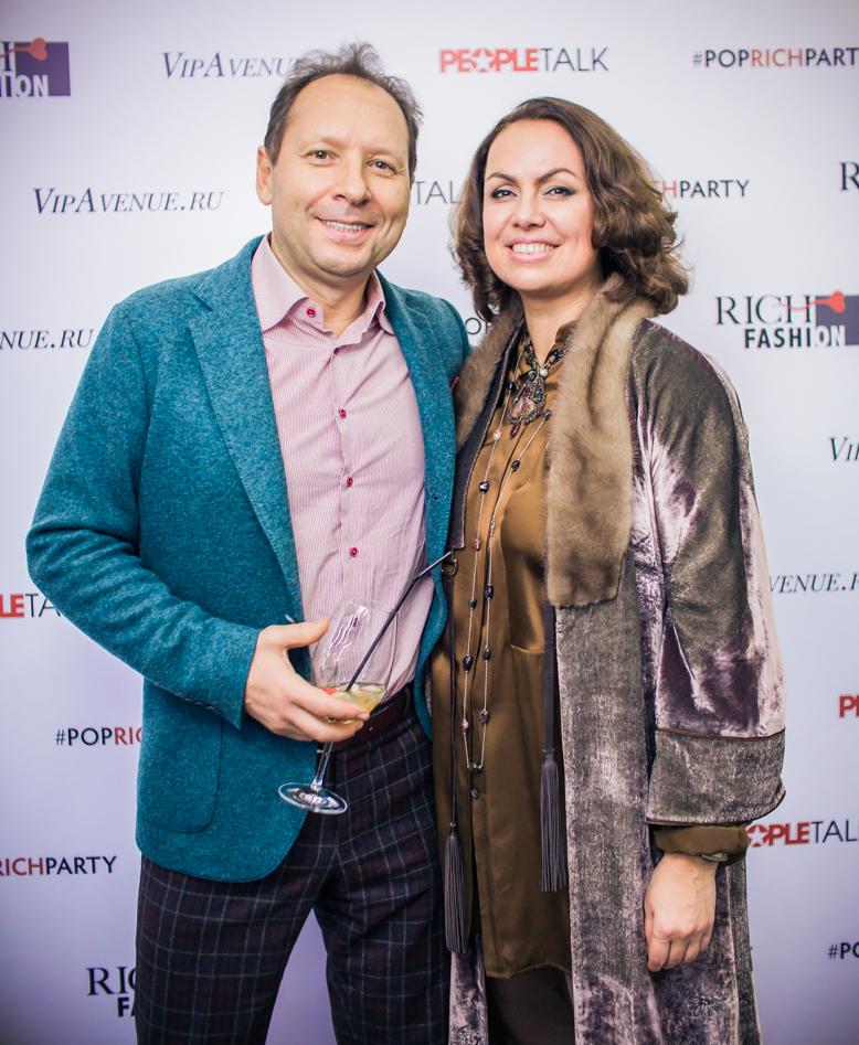 Рамиль и Лина Курбановы
