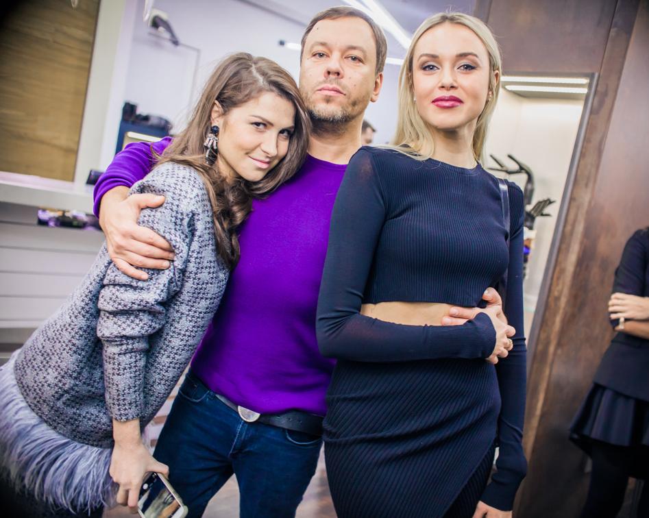 Лаура Джугелия, Игорь Чапурин, Ксения Сухинова
