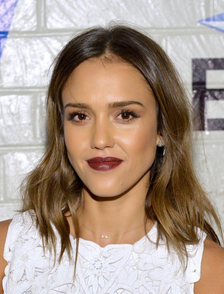 Актриса Джессика Альба, 34