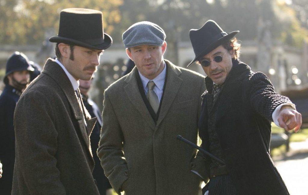 «Шерлок Холмс», 2009