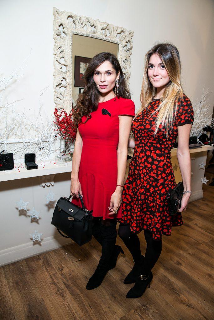 Полина Аскери и Алина Топалова