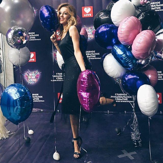 Юлианна Караулова выступала на Big Love Show