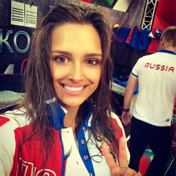 Каролина Севастьянова, 20