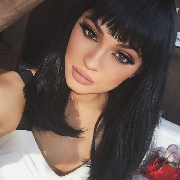 Телезвезда Кайли Дженнер, 18