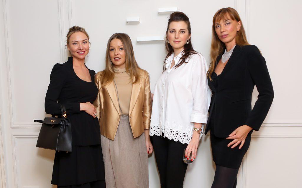 Виолетта Константинова, Марина Берлин, Екатерина Саввиди, Ирина  Мухина