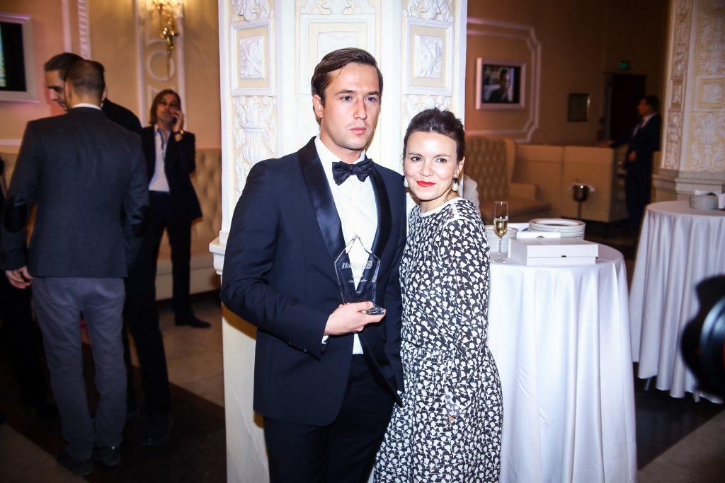Егор Корешков и Наталья Туровникова