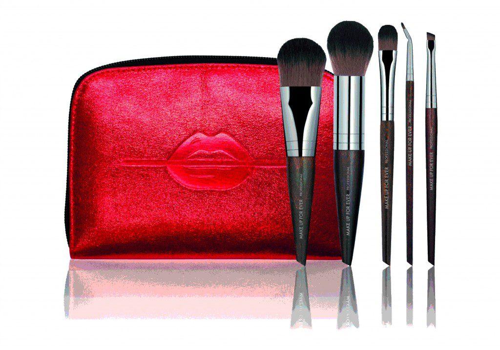 Набор косметических кисточек Make up for ever Cult Brush - 4399 р.