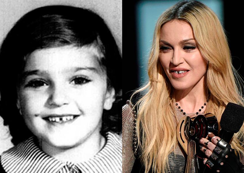 Мадонна, певица, 57 лет