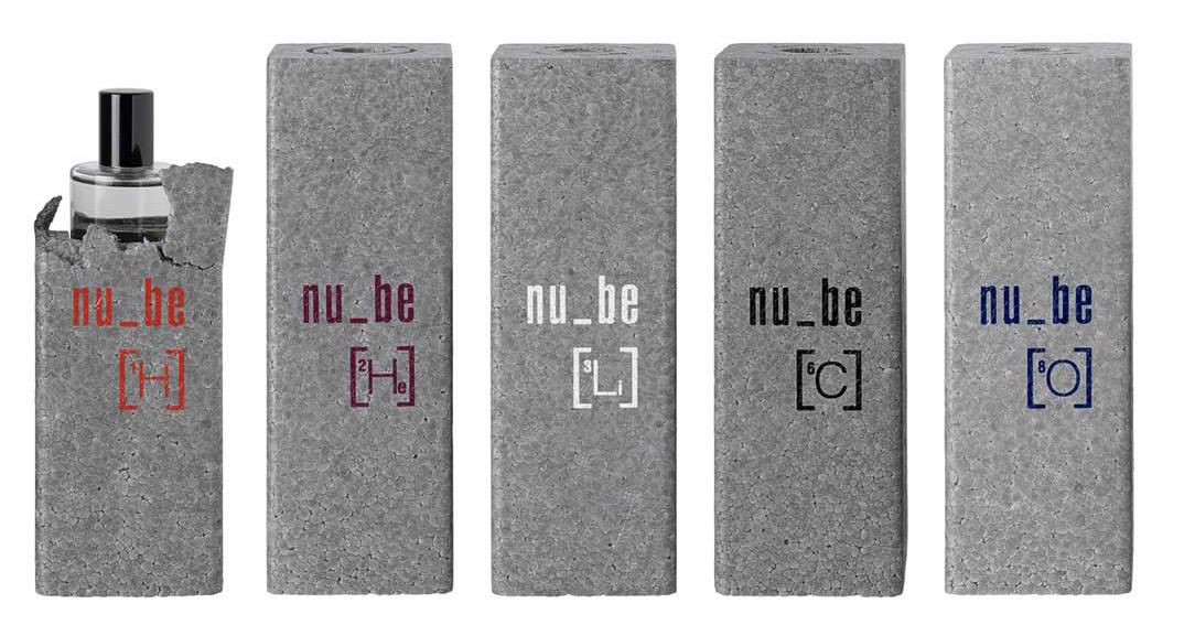 ароматы Nu_Be